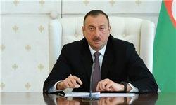 رئیس جمهور آذربایجان: نمیگذارم کشوری ارمنی در کشورم ایجاد شود