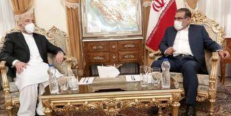 دیدار اتمر با دبیر شورای عالی امنیت ملی