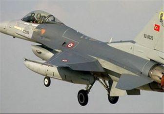 شلیک اشتباهی جنگنده اسپانیایی در آسمان استونی