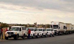 مزاحمت تروریستها برای ساکنان غوطه شرقی