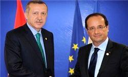 شرط همکاری اردوغان با ائتلاف ضدداعش