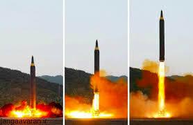 کره شمالی دو پرتابه ناشناخته شلیک کرد