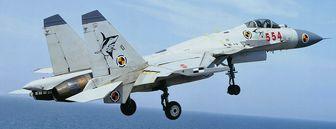 چین از هواپیمای جدید جنگی خود رونمایی کرد