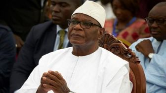 آزادی رئیس جمهور سابق مالی از زندان