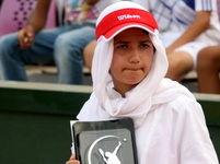 قهرمانی تنیسور زن ایرانی در آسیا