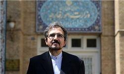 تهران جواب دخالت آلمان در ایران را داد