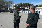 تکذیب خبر شهادت فرمانده انتظامی چابهار در عملیات تروریستی امروز