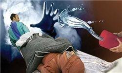 اسیدپاشی یک موتورسوار به 16 نفر در فداییان اسلام