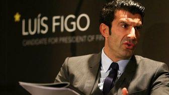 انتخاب فیگو به عنوان مشاور فوتبالی یوفا