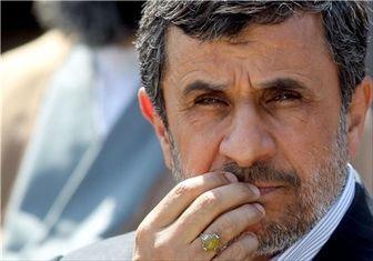 سکوت احمدینژاد به سؤالات انتخاباتی خبرنگاران