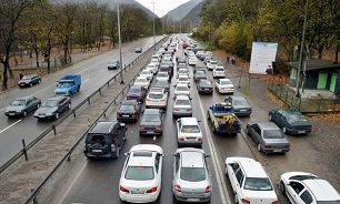 تمهیدات ترافیکی تشییع پیکر مطهر شهدای گمنام