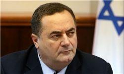 سفر وزیر اطلاعات اسرائیل به عمان