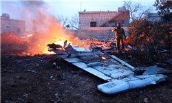 خلبان جنگنده روسی دست به خودکشی زد