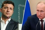 اوکراین پیشنهاد پوتین برای دیدار با زلنسکی را رد کرد