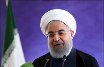 سلام خاص خانم سفیر به روحانی/عکس