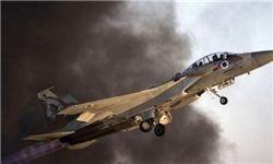 آهنپارهای که اسرائیل مدعی شد پهپاد ایرانی است! +عکس
