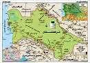 ترکمنستان ایران را دور میزند