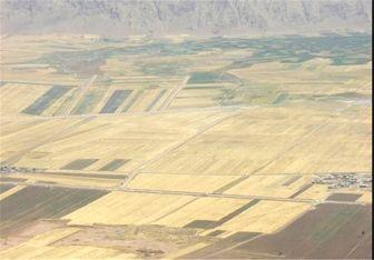 تخریب ساختوسازهای غیرمجاز در اراضی حاشیه شهر شهرضا