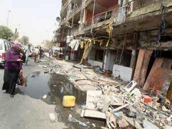 مقتل ثمانیة عناصر امنیة بینهم اربعة من الشرطة وجندی فی هجمات شمال بغداد