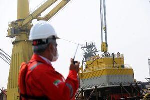 آغاز صادرات نفت ایران از پایانه جاسک