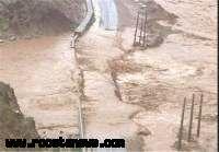 سیل به 6 روستای نیشابورخسارت زد