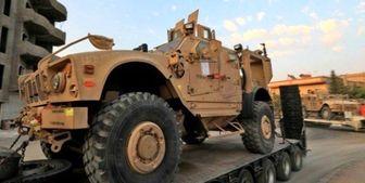 ارسال تجهیزات نظامی جدید ترکیه به مرزهای سوریه