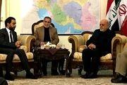 رئیس مجلس عراق به سفارت ایران در بغداد رفت