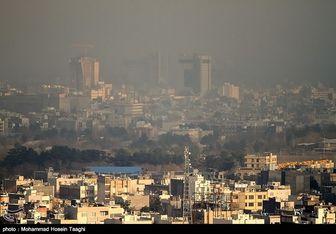 کیفیت هوای ۹ نقطه شهر مشهد در وضعیت هشدار قرار دارد