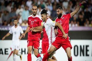 بی اطلاعی فدراسیون فوتبال سوریه از لغو بازی تدارکاتی با ایران تکذیب شد