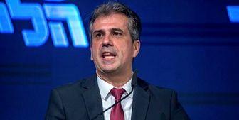 درخواست ضد ایرانی وزیر صهیونیست از بایدن
