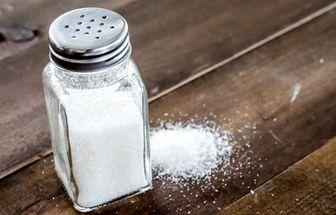 مصرف بالای نمک در کشور
