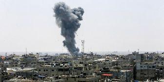 شهادت دو رزمنده مقاومت در نوار غزه