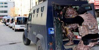 35 مظنون داعشی توسط نیروهای امنیتی ترکیه دستگیر شدند