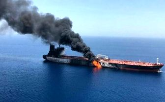 آخرین وضعیت انفجار نفتکش SABITY ایران در عربستان