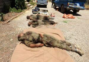 ماجرای انهدام تیم تروریستی ضدانقلاب در استان کردستان+جزئیات