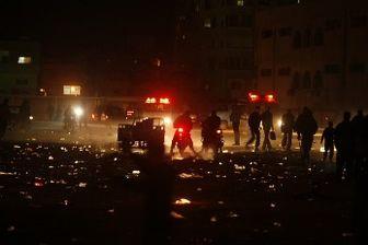 انفجار خودرو جلوی ساختمان دیوانعالی مصر