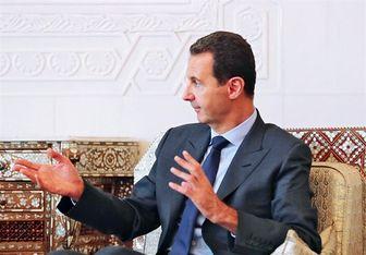 توییتر حساب کاربری رئیسجمهوری سوریه را بست