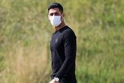 شکایت رسمی از رشید مظاهری دروازه بان استقلال
