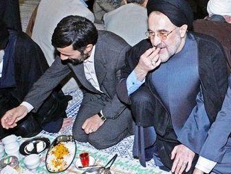 احمدی نژاد جای خاتمی پا میگذارد؟