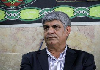 عکس العمل امینی به حضور شهردار تهران در جلسه امروز