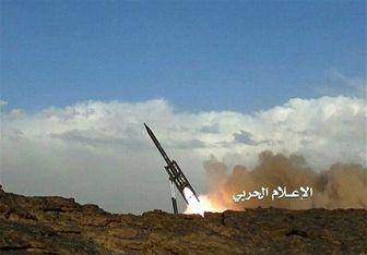 ارتش یمن مواضع مزدوران سعودی در عسیر را هدف قرار داد