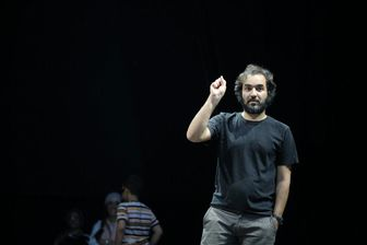 کنج خلوت سجاد افشاریان /عکس