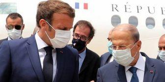 رئیس جمهور فرانسه از تشکیل دولت لبنان تا 15 روز آینده خبر داد