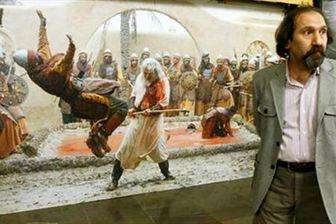کارگردان مختارنامه به تماشای فصل شیدایی نشست+عکس