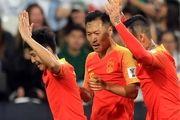 تایلند 1- چین 2؛ لیپی در انتظار کیروش