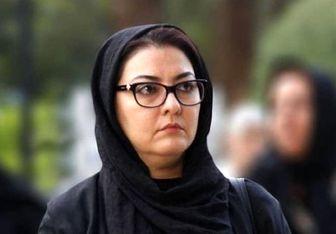 واکنش آناهیتا همتی به خبر فوت محسن قاضی مرادی /عکس