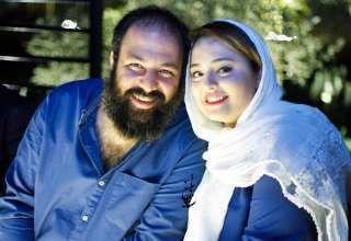 دلگرمی دادن «نرگس محمدی» به آقای بازیگر/ عکس
