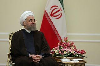 واکنش روحانی به نقد بودجه 97/ عکس