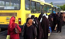 دنیامالی: تلاش کنیم اتوبوسهای شهر تهران گازسوز
