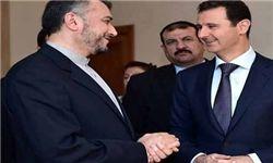 استقبال از رایزنیهای ایران برای حل سیاسی بحران سوریه